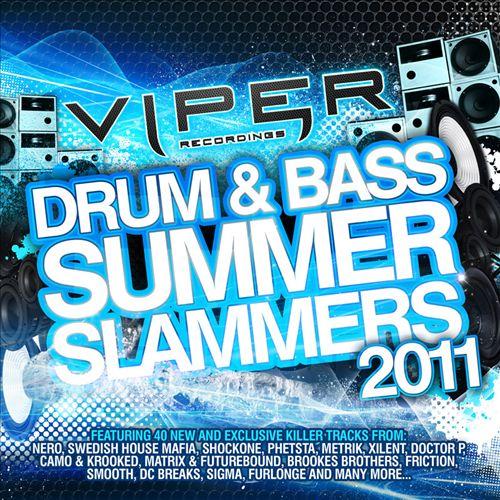 Drum & Bass Summer Slammers 2011