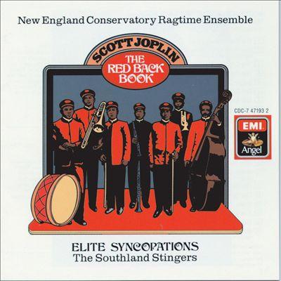 Scott Joplin: The Red Back Book / Elite Syncopations