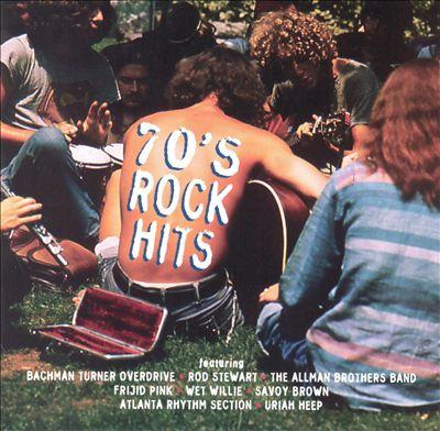 70's Rock Hits [Rebound]