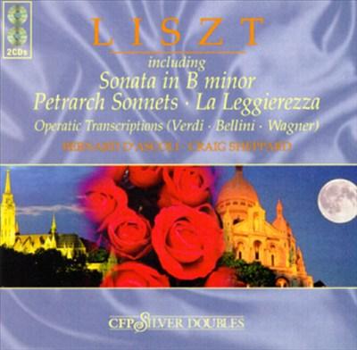 Franz Liszt: Piano Works
