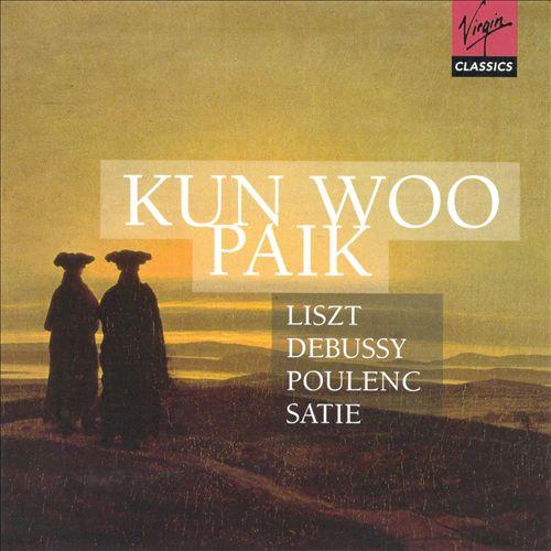 Kun Woo Paik plays Liszt, Debussy, Poulenc & Satie