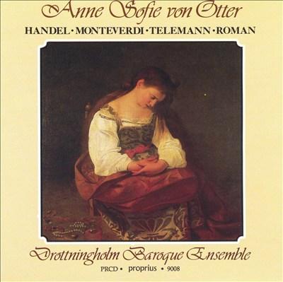 Anne Sofie von Otter with the Drottningholm Baroque Ensemble