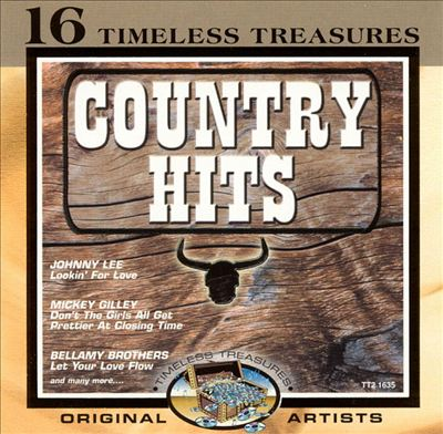 Country Hits [Madacy]