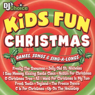 DJ's Choice: Kids Fun Christmas