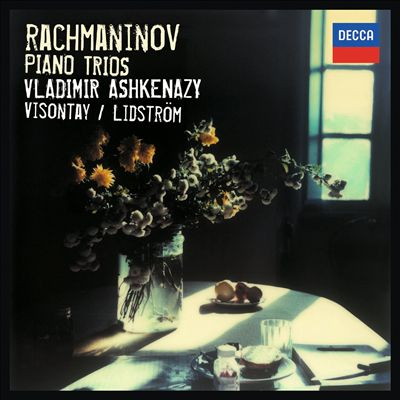 Rachmaninov: Piano Trios