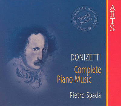 Donizetti: Complete Piano Music (Box Set)