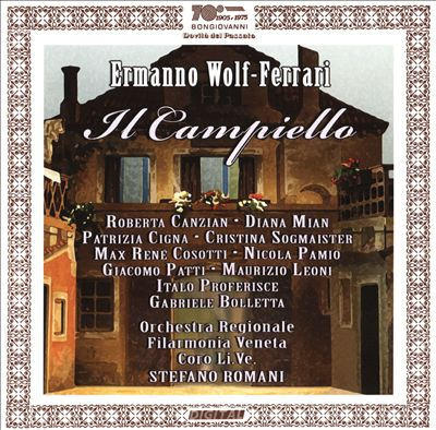 Ermano Wolf-Ferrari: Il Campiello