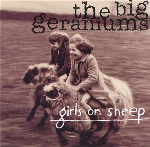 Girls on Sheep