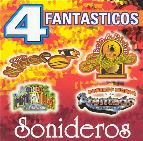 4 Fantasticos Sonideros