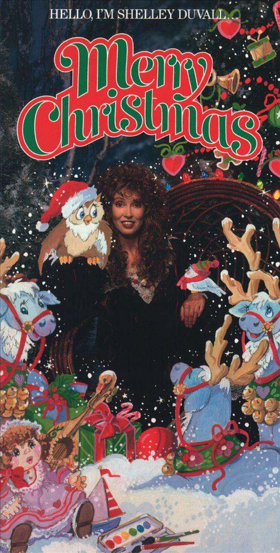 Hello, I'm Shelley Duvall...Merry Christmas