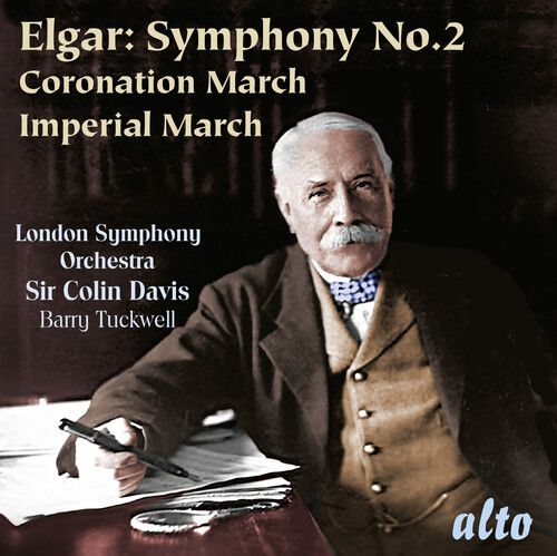 Elgar: Symphony No. 2; Coronation March; Imperial March