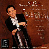 Ravel Orchestrations: Pictures at an Exhibition
