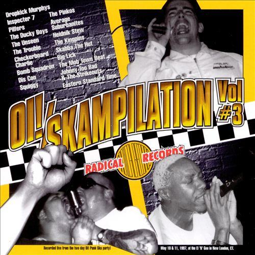 Oi!/Skampilation, Vol. 3