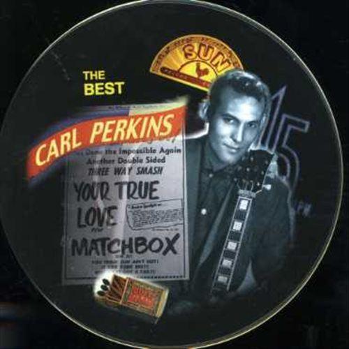 The Best of Carl Perkins [Brisa Entertainment]