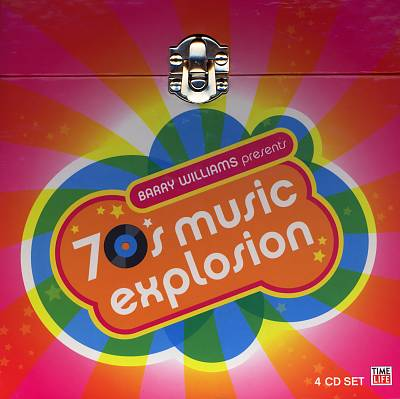Barry Williams Presents: 70s Music Explosion