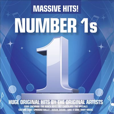 Massive Hits!: Number 1s