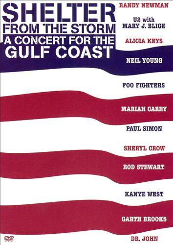 Shelter from the Storm: A Concert for the Gulf Coast [DVD]