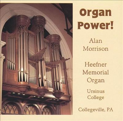 Organ Power!