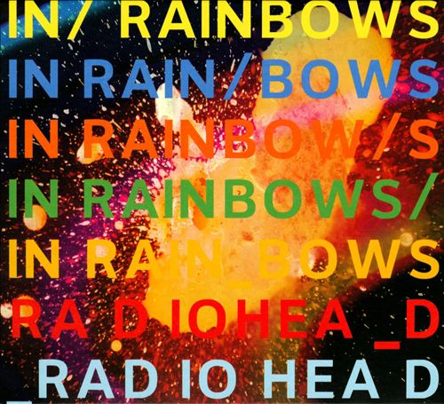 Radiohead in rainbows lyrics