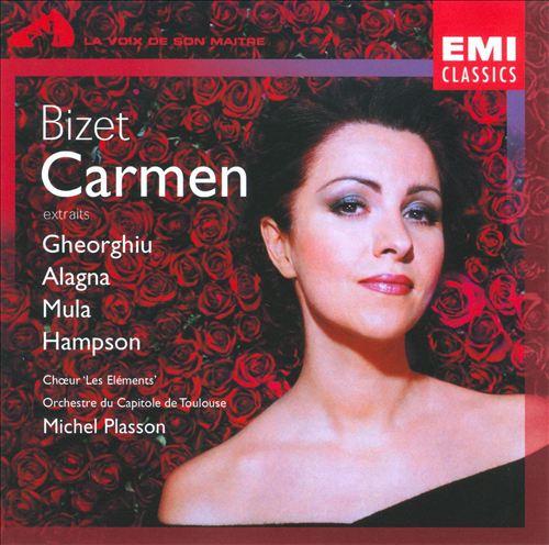 Georges Bizet: Carmen [Highlights]