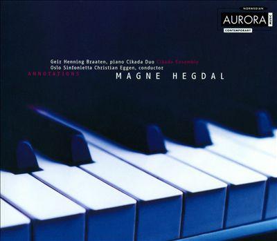 Magne Hegdal: Annotations