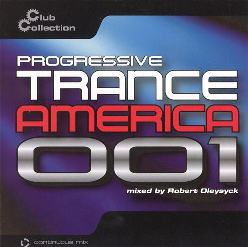 Progressive Trance America 001