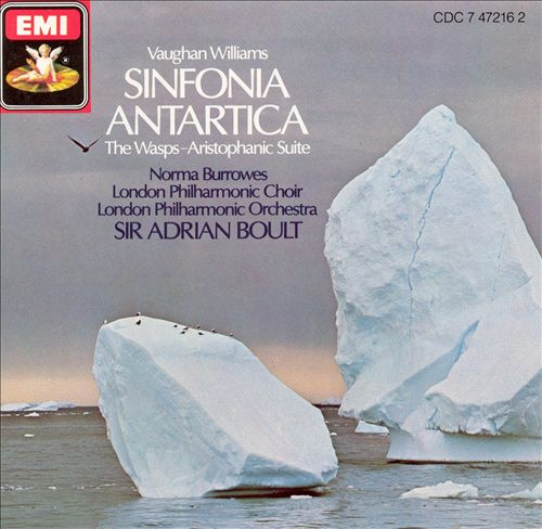 Vaughan Williams: Sinfonia Antartica