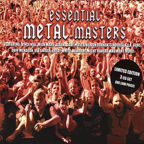 Essential Metal Masters