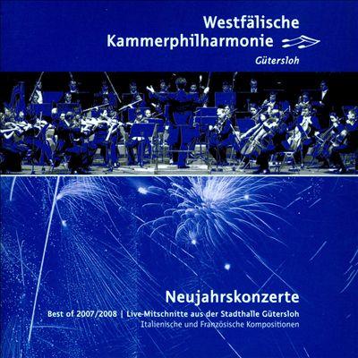 Neujahrskonzerte: Best of 2007/2008
