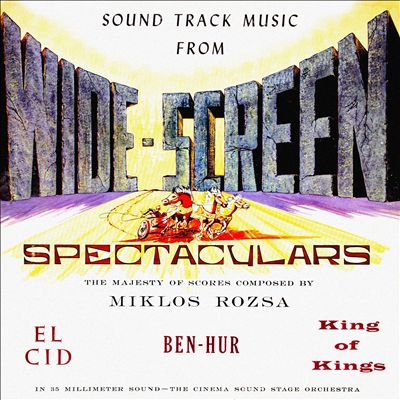 Sound Track Music From Wide-Screen Spectaculars