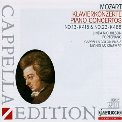 Mozart: Concertos Nos. 13 & 23