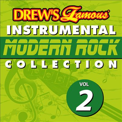 Drew's Famous Instrumental Modern Rock Collection, Vol. 2