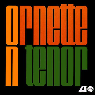 Ornette on Tenor