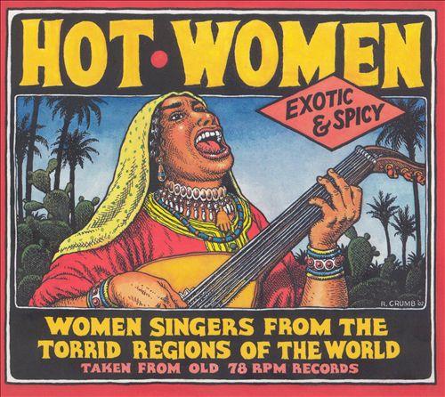 Presents Hot Women Singers