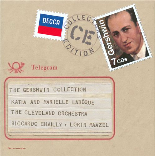The Gershwin Collection [Universal]