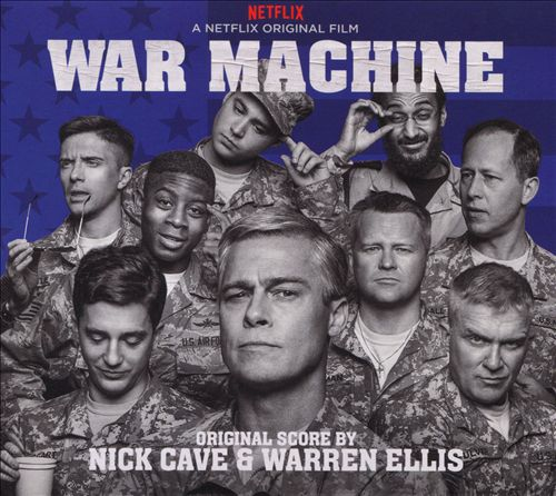 War Machine [Original Score]