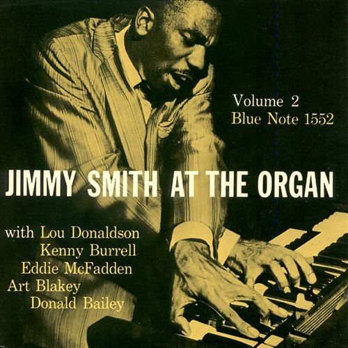 Jimmy Smith at the Organ, Vol. 2