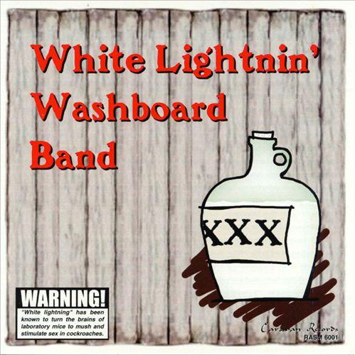 White Lightnin' Washboard Band