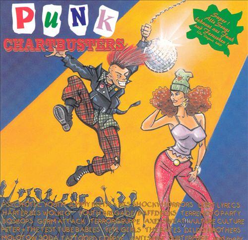 Punk Chartbusters, Vol. 1