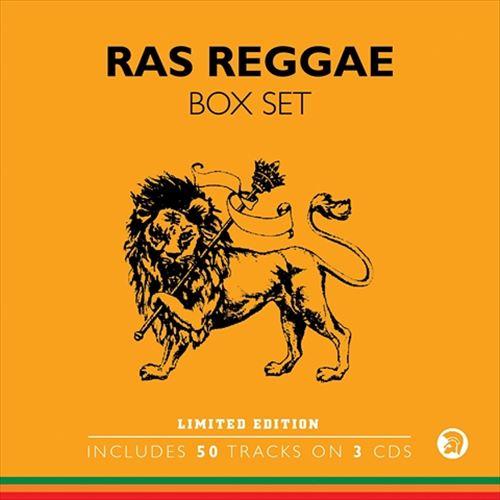 Trojan Ras Reggae Box Set