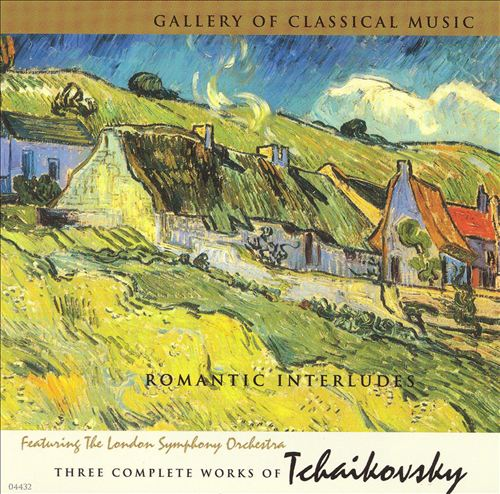 Romantic Interludes: Three Complete Works of Tchaikovsky