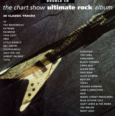 Ultimate Rock, Vol. 1