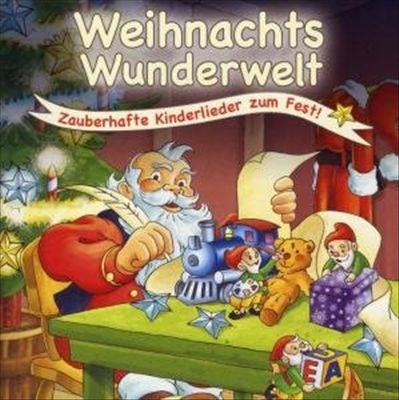 Weihnachtswunderwelt-Liederalbum
