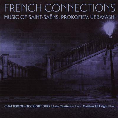 French Connections: Music of Saint-Saëns, Prokofiev, Uebayashi