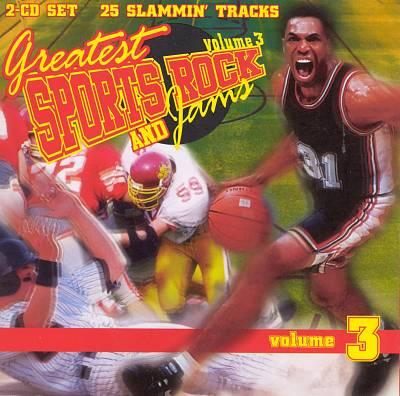 Sports Rock & Jams, Vol. 3