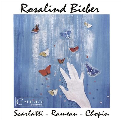 Scarlatti, Rameau, Chopin