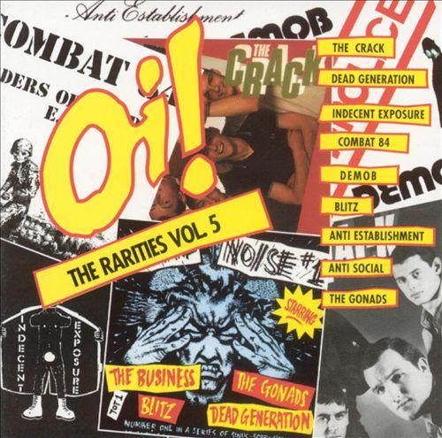 Oi!: The Rarities Vol. 5