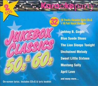 Karaoke Party: Juke Box Classics 50s and 60s