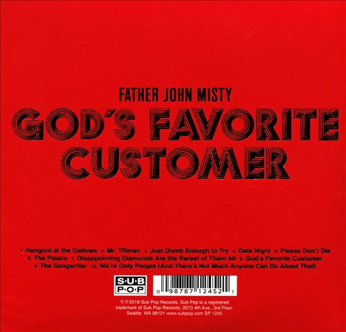 God's Favorite Customer