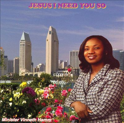 Jesus I Need You So